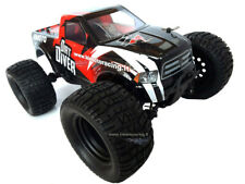 MINI ROCK CRAWLER MONSTER 1/16 RADIO 2.4GHZ HIMOTO RTR 4WD ELETTRICO RC-380 RTR