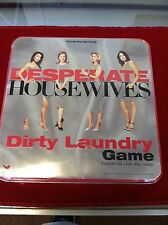 Desperate Housewives Dirty Laundry Game Sealed New In Tin