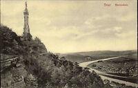 TRIER AK Totalansicht Mariensäule Mosel ca. 1910 Postkarte Schaar Verlag