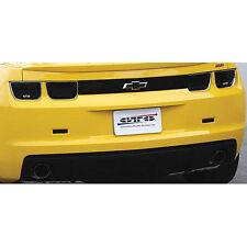 2010 2011 2012 Camaro GT Styling Blackout Taillight Covers Smoke FREE SHIPPING!
