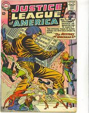Justice League of America  #20 VG+ 1963 Cents Silver Age DC Comics US Comics