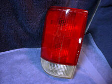 TAILLIGHT LAMP Capsule Housing LEFT Tail Pass Side OEM Chevy BLAZER S10 1994-04