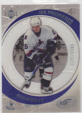 2005 05-06 Upper Deck Ice #233 Kevin Bieksa RC Rookie 271/2999