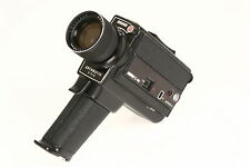 Revue s/4m, s8 cámara de vídeo con 1,8/9-36mm zoom #7307507