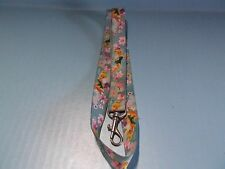 "Old & Unique Collectible Key Chain 17""in Old Tinkerbell Lanyard Darling!!"