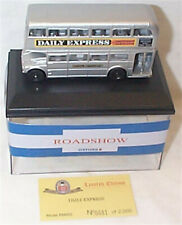 London Transport Route master Bus 17 Kings Cross Silver 1-76 Scale Mib rm092