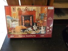 House Of Puzzles - 1000 Piece Jigsaw - Home Comforts - New, Sealed