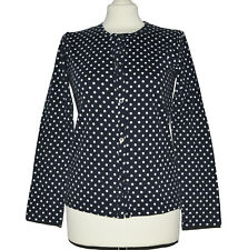 COMME des GARCONS for H&M Women's Polka Dot Cardigan !  size S