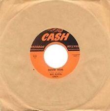 RIFF RUFFIN - DRIVIN' HOME PT. 1 & 2 - CASH 45 - 1956