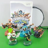 Wii Skylanders SWAP FORCE: Game for Wii w/ Portal & Characters