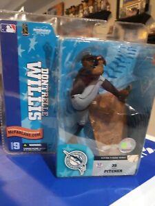 2004 McFarlane Series 9 Dontrelle Willis Florida Marlins MLB ROOKIE FIGURE