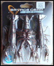 SAVAGE GEAR SG 3D CRAYFISH 12,5 cm ( 5'')  Magic Brown colour (three pieces!)