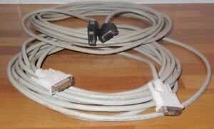 Pioneer PDA-H02 Plasma TV System Cables 7.5m USED (PDA-H01 PDA-H03 PDA-H04)