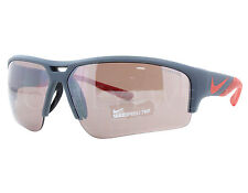 NEW Nike EV0873 060 Golf X2 Pro E Matte Dark Magnet Grey Red Max Speed Sunglass