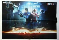 Resident Evil 2 Double Sided Poster