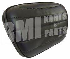 "14"" x 10"" Back Rest Motorcycle Seat Harley Davidson Shovelhead FL FLH Sissy Bar"
