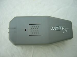 Dazzer 2 Ultrasonic dog training - repellent device - walking aid.