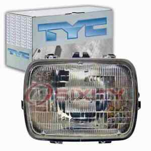 TYC Right Headlight Assembly for 1988-2000 Chevrolet C2500 Electrical ho