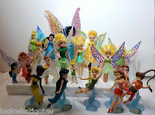 Disney Faries Lot of 22 Tinker bell Iridessa plus others 22 in all