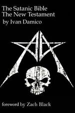 The Satanic Bible by Ivan D'Amico (2011, Paperback)