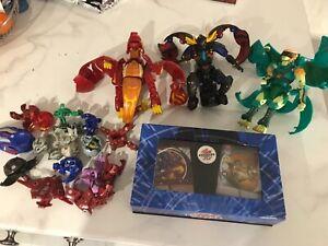 Bakugan Bundle Figures Cards Etc