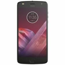 Motorola Moto Z2 Play 64GB Unlocked Smartphone Grey