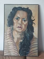 Beautiful painting signed Pyke Koch  sold in the style of Pyke Koch