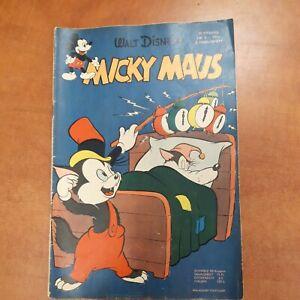 Micky Maus 1956 Nr. 4
