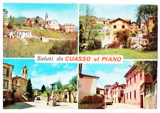 CARTOLINA LOMBARDIA - VARESE - CUASSO AL PIANO 4342 - VEDUTE VARIE