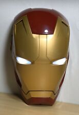 Marvel Avengers Iron Man 3D Light FX Mask Kids Room Wall Mounted Deco Nightlight