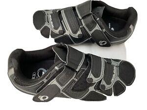 Peal Izumi All Road III Cycling Shoes Black Size .UK 5 Euro38 New