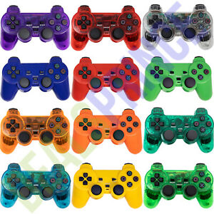 Wireless Controller For Sony PlayStation 2 PS2 DualShock 2 Analog Gamepad 2.4GHz