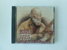 BURL IVES - The Magic Balladeer 25 Songs - EX CONDITION - FREE SHIPPING