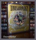 Dinosaurology Lost World Dinosaurs Illustrated New Large Hardcover Gift Edition