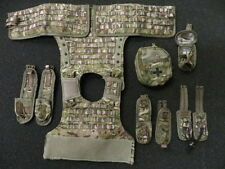 (TFCB-MTP-06) 1/6 Green Wolf Gear Task Force CB British MTP Camo Vest Set