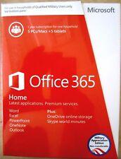 Microsoft Office 365 Home Premium - 6GQ00210