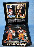 """1998 Kenner Star Wars Action Collection """"Wedge Antilles & Biggs Darklighter"""