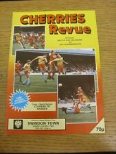 02/05/1988 Bournemouth v Swindon Town  . Thanks for viewing this item, buy in co