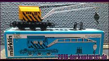 Märklin Güterwagen für Modellbahnen der Spur H0 aus Gusseisen