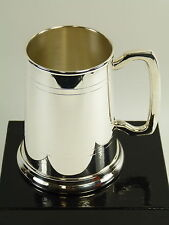 MAPPIN & WEBB Silver Plate - Tankard - Straight Sided - Unboxed