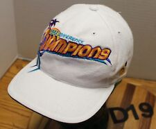 "SPORTS SPECIALTIES 1998 NFL CONFERENCE CHAMPIONS ""MIAMI BOUND"" HAT EXC COND D19"
