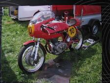 Photo Ducati 250cc 1964 #10 Gerd Schulten (GER) Klassieker Motorrace Holten 2015