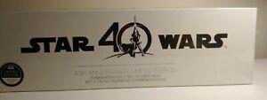 Star Wars 40th Anniversary Deluxe 3X Mug Set SD TOYS