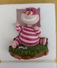 Rare Disney Alice in Wonderland Cheshire Cat Bobblehead Figurine