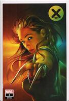 X-MEN #2 (SHANNON MAER EXCLUSIVE VARIANT) COMIC BOOK ~ Marvel Comics