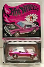Hot Wheels 2017 Red Line Club Exclusive RLC Convention PINK Mustang Boss Hoss
