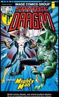 Dragon Ball Part 4 #2 VF 2001 Stock Image