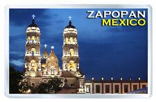 ZAPOPAN MEXICO FRIDGE MAGNET SOUVENIR IMAN NEVERA