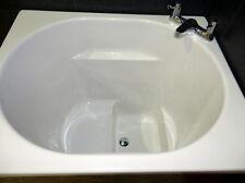 The Bengoi Bath - Japanese Deep Soaking Tub FREE 7 Colour Chromotherapy Light