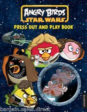 ANGRY BIRDS STAR WARS PRESS-OUT AND PLAY HARDCOVER STORY BOOK– 28 AUG 2014